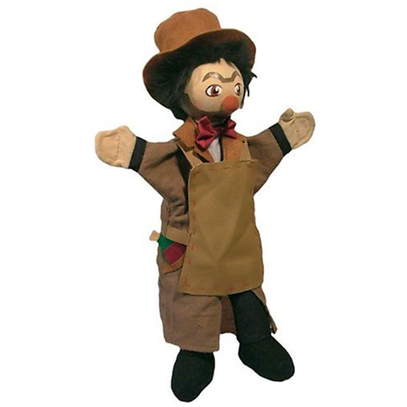 Au Sycomore Ma35019 Marionnette à Main 35 Cm Gnafron Marionnette à Main Creavea