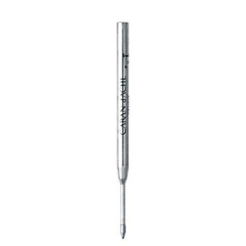 caran d 39 ache goliath recharge pour stylo bille noir moyen stylo plume creavea. Black Bedroom Furniture Sets. Home Design Ideas
