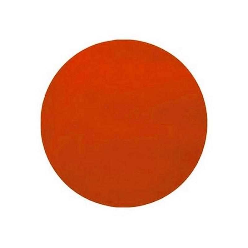 50 sets de table intiss ronds orange set de table creavea - Sets de table ronds ...