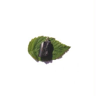 Tourmaline Noire du Brésil : Petit pendentif pierre brute 24 MM de hauteur