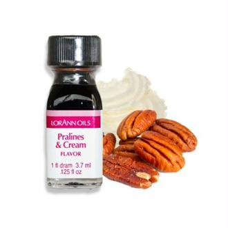 Arôme extra fort - Pralines et crème - 3.7 ml