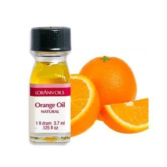 Arôme extra fort - Orange naturelle - 3.7 ml
