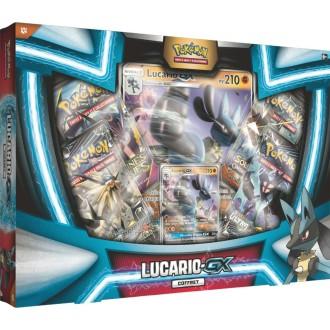 Pokémon - Coffret Lucario GX