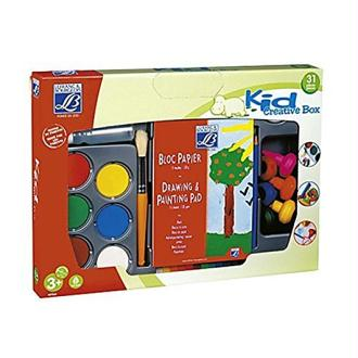 Lefranc Et Bourgeois - 807264 - Kid Creative Box