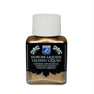 Lefranc & Bourgeois Peinture Dorure liquide 75 ml Laiton