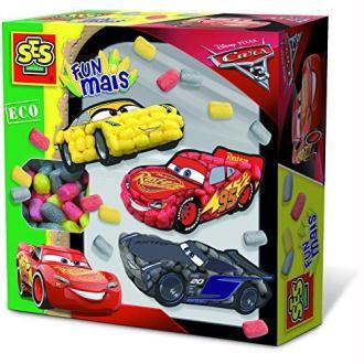 SES Creative - 24998 - Funmais Cars 3 De Disney