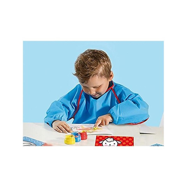 SES Creative - 14415 - My First - Mes Premières Cartes de Peinture au Doigt - Photo n°2