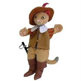 Au Sycomore - MA35016 - Marionnette - Chat Botté
