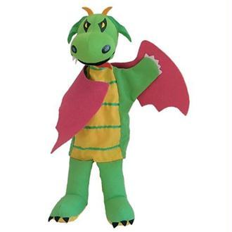 Au Sycomore - MA35015 - Marionnette - Dragon