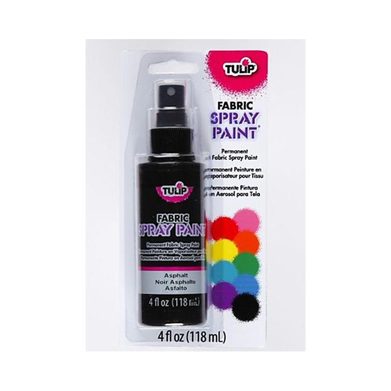 tulip 26568 vaporisateur de peinture permanente pour tissu. Black Bedroom Furniture Sets. Home Design Ideas