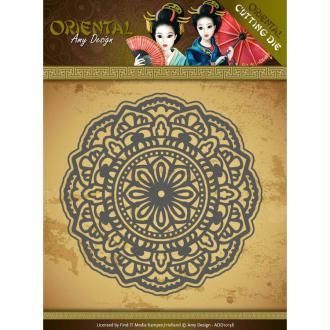 Die Amy Design - Mandala - 2 dies