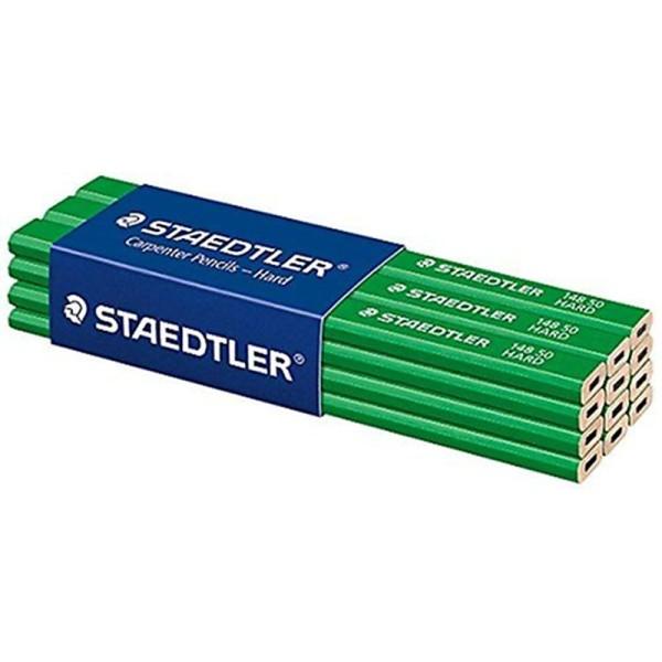Staedtler pour crayons de charpentier Lot de 12 - Photo n°1