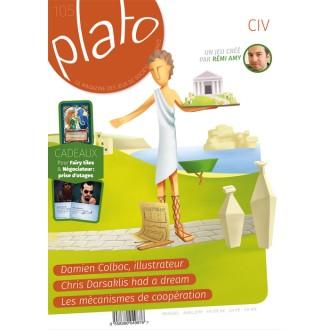Plato magazine 105
