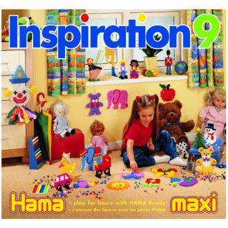 Livre Inspiration 9 Hama maxi