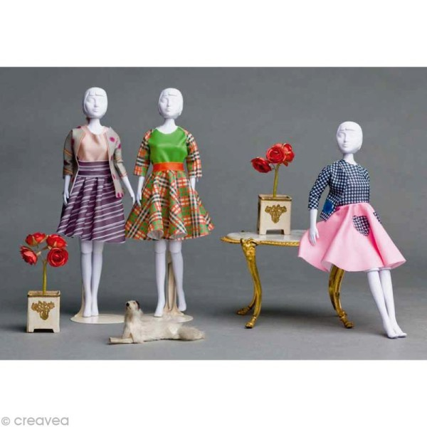 Set haute couture Dress you doll - Photo n°2