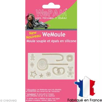 Moule silicone WePam Multi gourmandises d'hiver - WeMoule