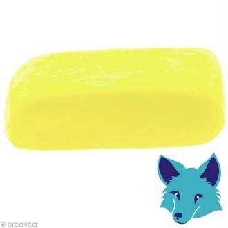 Porcelaine froide Fox Jaune citron - 250 g