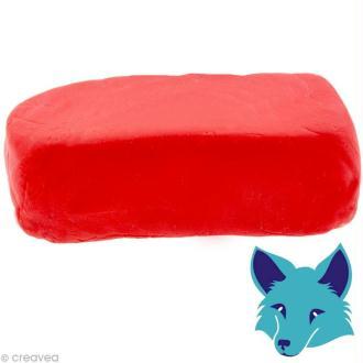 Porcelaine froide Fox Rouge vif - 250 g