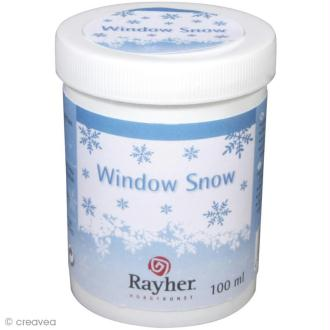 Window snow - Neige pour fenêtre - 100 ml