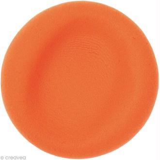 Pate à modeler Super Fluffy - Orange 28 g