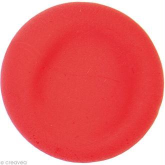 Pate à modeler Super Fluffy - Rouge 28 g