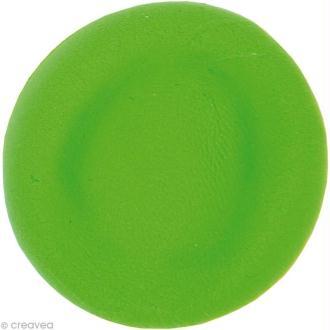 Pate à modeler Super Fluffy - Vert Feuille 28 g
