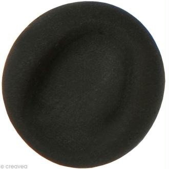 Pate à modeler Super Fluffy - Noir 28 g