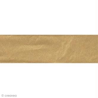 Papier de soie Or - Paper Poetry 50 x 70 cm - 5 feuilles