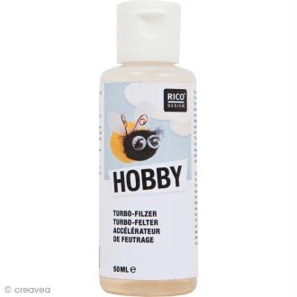 Accélérateur de feutrage - Hobby - 50 ml