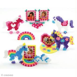 Kit perles à repasser Perler - Petits poneys