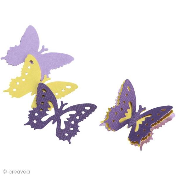 Perforatrice EK Success - Punch layering - Papillon - Photo n°2