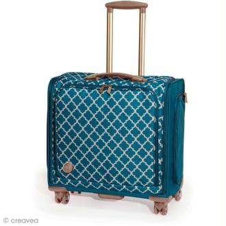 sac scrapbooking acheter valise scrap au meilleur prix creavea. Black Bedroom Furniture Sets. Home Design Ideas