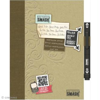 Smash book Nostalgia - Journal 40 pages
