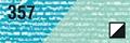 Dyna Bleu vert iridescent
