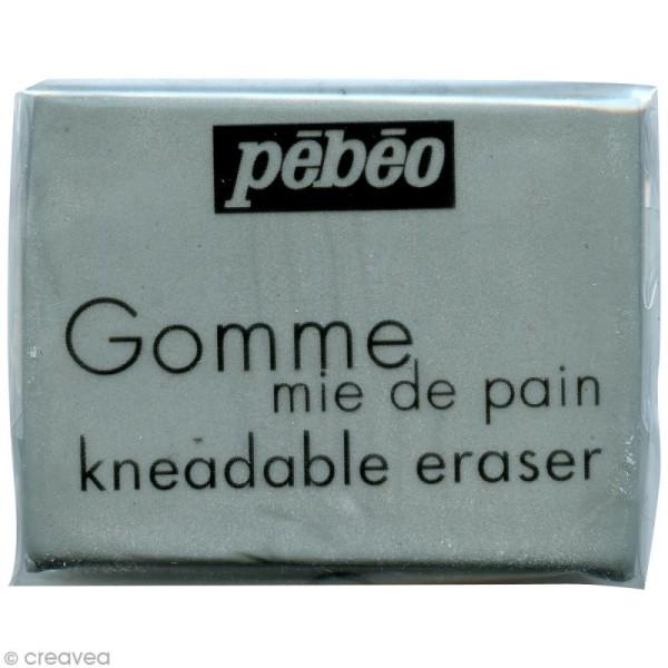 Gomme Mie de Pain - Photo n°1