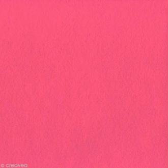 Feutrine Artemio 1 mm 30 x 30 cm - Rose