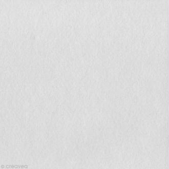 Feutrine Artemio 1 mm 30 x 30 cm - Blanc