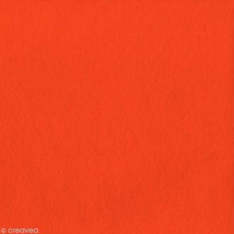 Feutrine Artemio 1 mm 30 x 30 cm - Orange