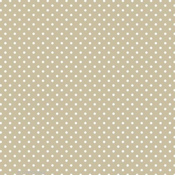 Feutrine à motifs Artemio 1 mm 30 x 30 cm - Pois Gris - Photo n°1