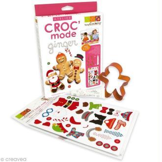 Kit cuisine créative - Croc'mode Ginger