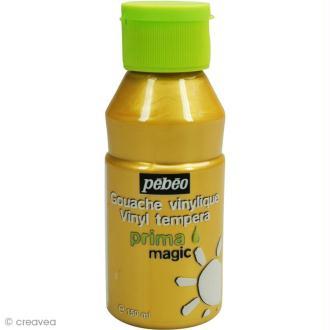 Gouache Prima Magic Pebeo - Or 150 ml
