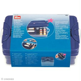 Boîte de rangement modulable Click box pour fils