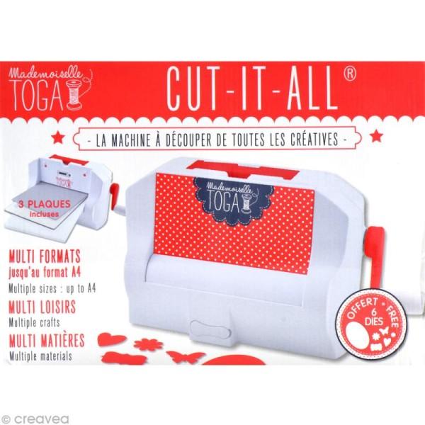 Machine de coupe Cut It All Toga - Photo n°2