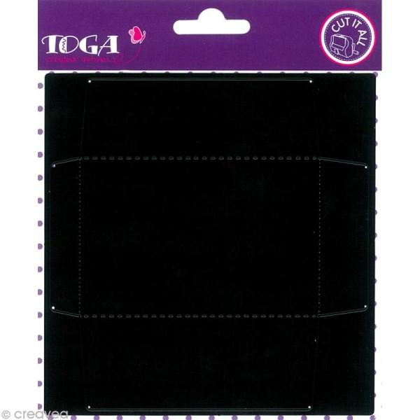 Dies Toga - Cut It All - Enveloppe - 1 matrices de découpe - Photo n°2