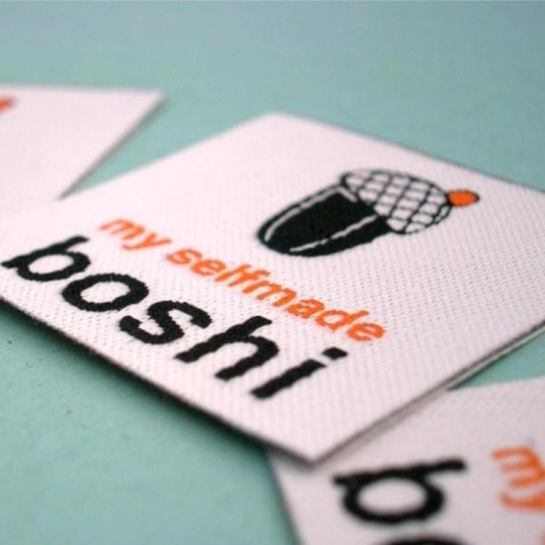 Etiquettes Myboshi 3,5 cm - 6 pcs - Photo n°2