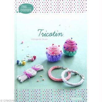 Livre tricot - Tricotin - Hildegarde Deuzo