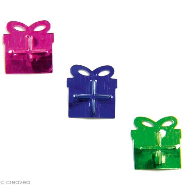 Confettis de table - Cadeaux x 5 g - Photo n°1
