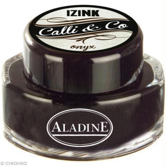 Encre de Calligraphie Noir 15 ml