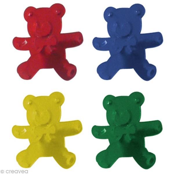 Confettis de table - Oursons x 5 g - Photo n°1