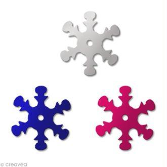 Confettis de table - Flocons x 5 g